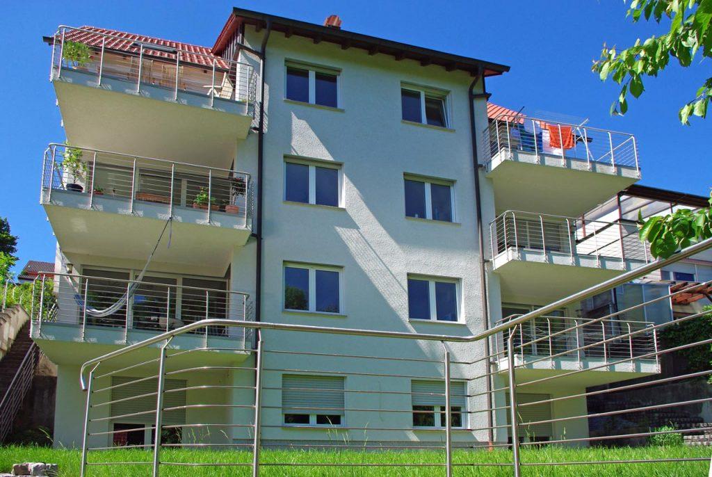 Neubau Sechsfamilienhaus