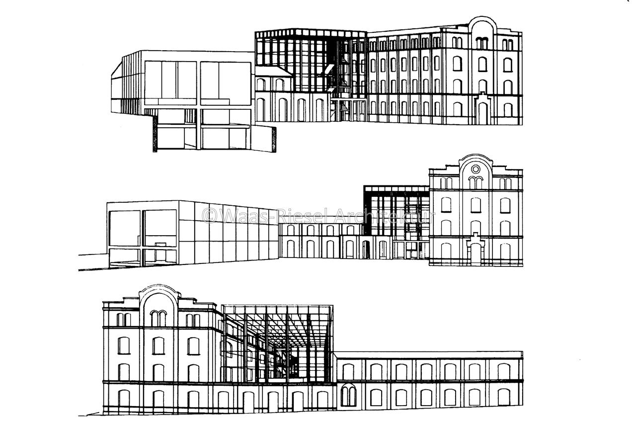 Isometrien Museumsensemble